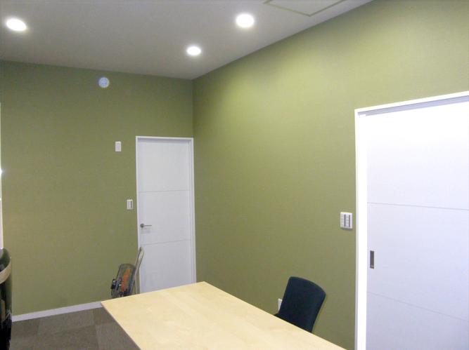 会議室内装4