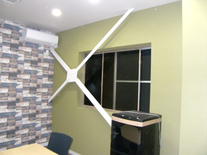 会議室内装2