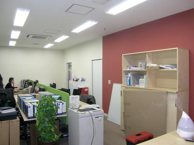 オフィス内装1